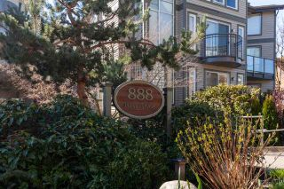"""Photo 17: 308 888 W 13TH Avenue in Vancouver: Fairview VW Condo for sale in """"CASABLANCA"""" (Vancouver West)  : MLS®# R2341512"""