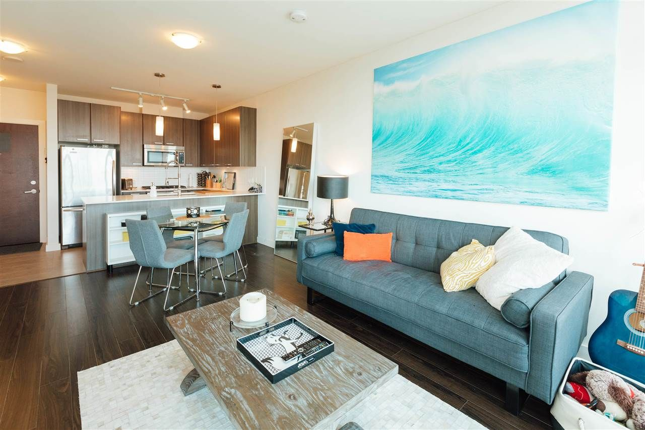 Main Photo: 507 2789 SHAUGHNESSY STREET in Port Coquitlam: Central Pt Coquitlam Condo for sale : MLS®# R2143891