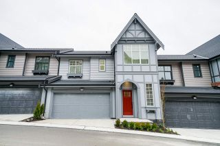 "Photo 1: 48 3552 VICTORIA Drive in Coquitlam: Burke Mountain Townhouse for sale in ""VICTORIA"" : MLS®# R2542956"