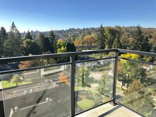 "Photo 10: 801 575 DELESTRE Avenue in Coquitlam: Coquitlam West Condo for sale in ""CORA TOWERS"" : MLS®# R2317122"