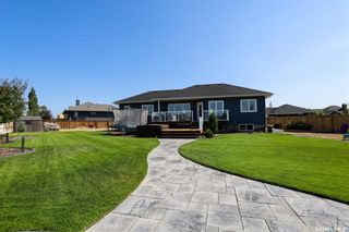 Photo 46: 5 MacDonnell Court in Battleford: Telegraph Heights Residential for sale : MLS®# SK863634