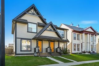 Photo 3: 108 Elgin Meadows View SE in Calgary: McKenzie Towne Semi Detached for sale : MLS®# A1144660