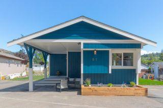 Photo 2: 81 2911 Sooke Lake Rd in : La Goldstream Manufactured Home for sale (Langford)  : MLS®# 878874