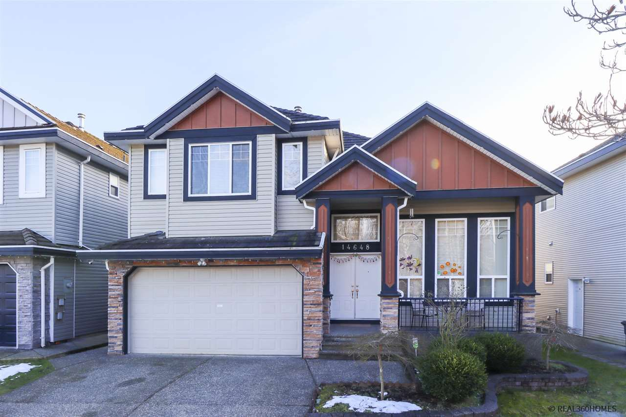 """Main Photo: 14648 79 Avenue in Surrey: East Newton House for sale in """"EAST NEWTON"""" : MLS®# R2539943"""