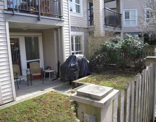"""Photo 6: 157 1100 E 29TH Street in North_Vancouver: Lynn Valley Condo for sale in """"HIGHGATE"""" (North Vancouver)  : MLS®# V758252"""