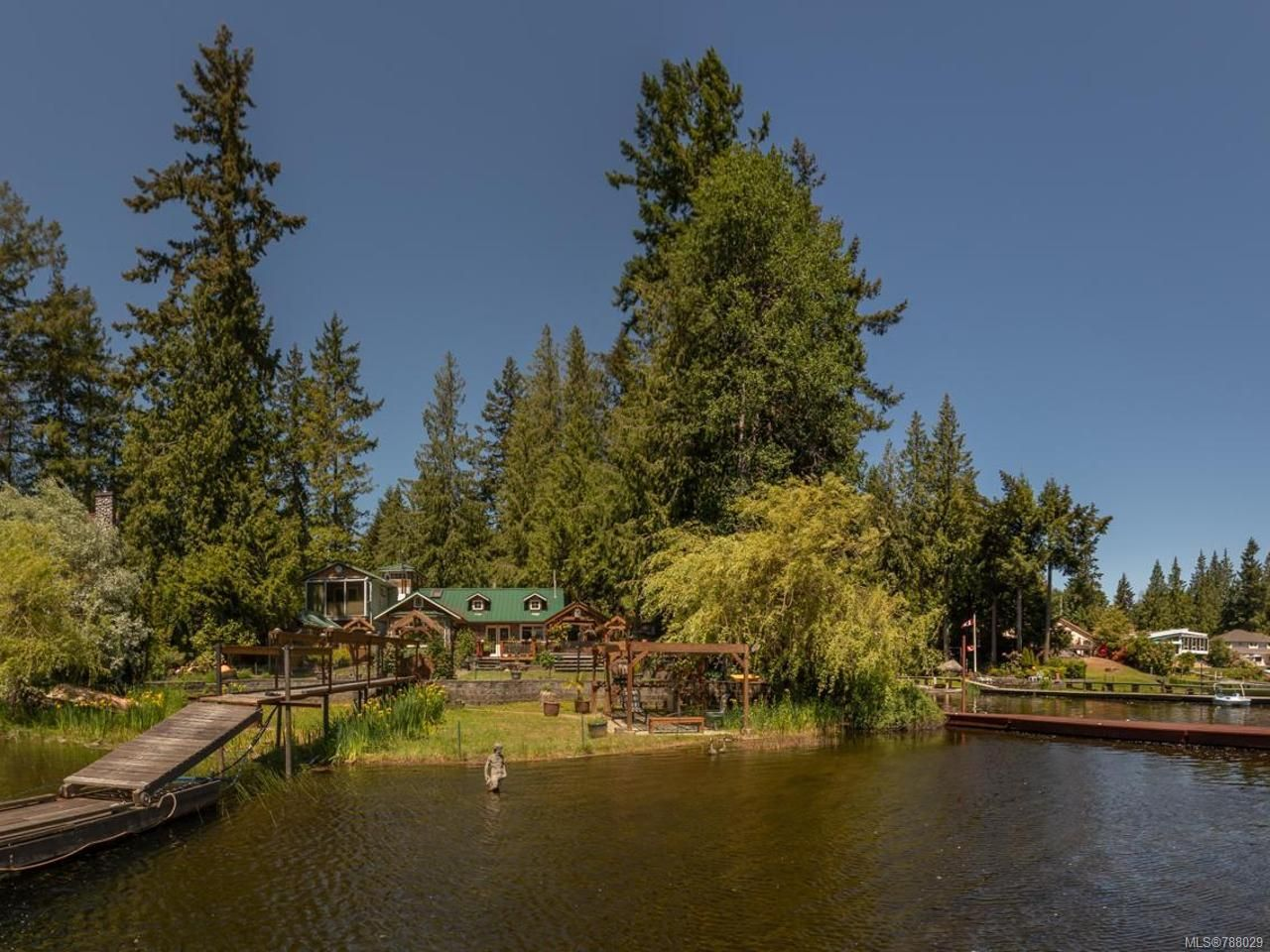 Main Photo: 2403 BARTON PLACE in SHAWNIGAN LAKE: ML Shawnigan House for sale (Malahat & Area)  : MLS®# 788029