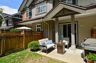 """Photo 19: 12 2979 156 Street in Surrey: Grandview Surrey Townhouse for sale in """"ENCLAVE"""" (South Surrey White Rock)  : MLS®# R2076541"""