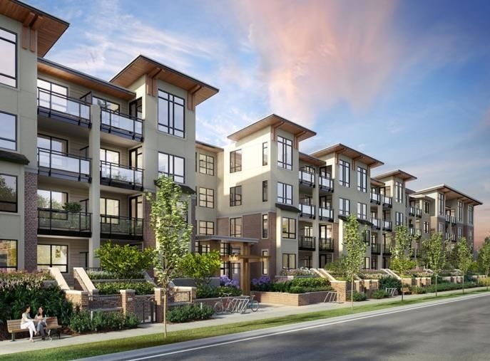 Main Photo: 217 4033 MAY DRIVE in : West Cambie Condo for sale : MLS®# R2410126