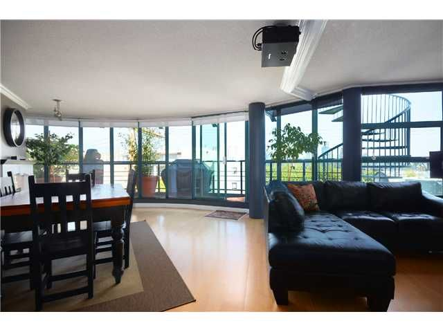 Main Photo: 403 1630 W 1st Street in Vancouver: False Creek Condo for sale (Vancouver West)