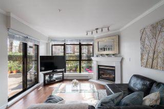 Photo 3: 110 2181 W 10TH AVENUE in Vancouver: Kitsilano Condo for sale (Vancouver West)  : MLS®# R2438847