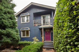 Main Photo: 408 E 17TH Avenue in Vancouver: Fraser VE House for sale (Vancouver East)  : MLS®# R2500549
