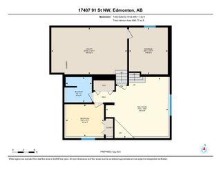 Photo 35: 17407 91 Street in Edmonton: Zone 28 House for sale : MLS®# E4260653