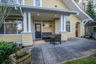 "Photo 2: 5 6878 SOUTHPOINT Drive in Burnaby: South Slope Townhouse for sale in ""CORTINA"" (Burnaby South)  : MLS®# R2143972"