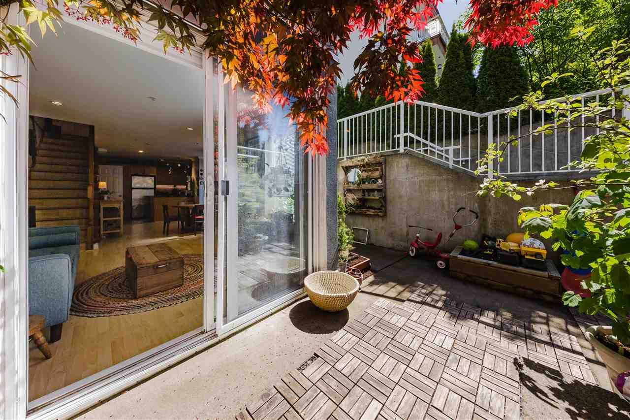 """Main Photo: 2172 WALL Street in Vancouver: Hastings Townhouse for sale in """"Waterford"""" (Vancouver East)  : MLS®# R2580239"""