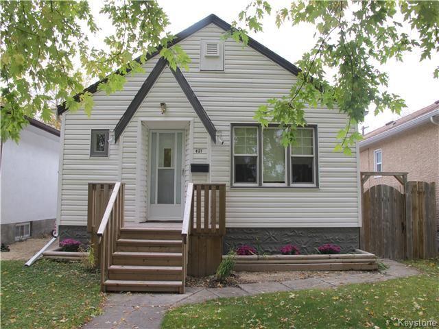 Main Photo:  in WINNIPEG: East Kildonan Residential for sale (North East Winnipeg)  : MLS®# 1527624