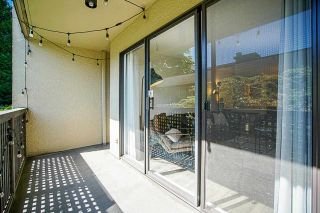 """Photo 17: 203 110 SEVENTH Street in New Westminster: Uptown NW Condo for sale in """"Villa Monterey"""" : MLS®# R2587640"""