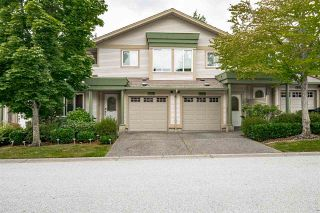 "Photo 1: 118 13888 70 Avenue in Surrey: East Newton Townhouse for sale in ""Chelsea Gardens"" : MLS®# R2486010"