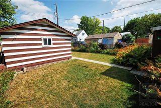 Photo 13: 607 Polson Avenue in Winnipeg: Sinclair Park Residential for sale (4C)  : MLS®# 1823946
