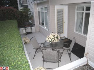 "Photo 10: 107 32075 GEORGE FERGUSON Way in Abbotsford: Abbotsford West Condo for sale in ""Arbour Court"" : MLS®# F1124751"