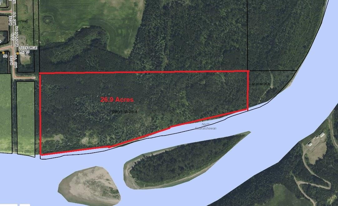 Main Photo: 50322 Rge Road 10: Rural Parkland County Rural Land/Vacant Lot for sale : MLS®# E4247117