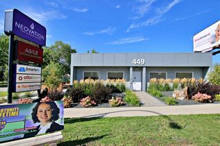 Photo 33: 449 Provencher Boulevard in Winnipeg: Industrial / Commercial / Investment for sale (2A)  : MLS®# 202100441