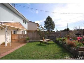 Main Photo: 382 Selica Rd in VICTORIA: La Atkins Half Duplex for sale (Langford)  : MLS®# 533924