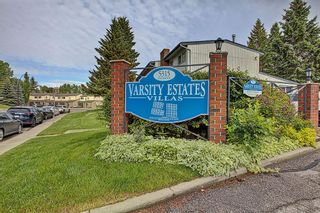 Photo 21: 32 5315 53 Avenue NW in Calgary: Varsity Row/Townhouse for sale : MLS®# A1117193