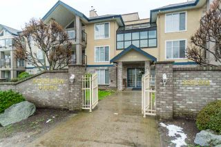 """Photo 1: 103 33150 4TH Avenue in Mission: Mission BC Condo for sale in """"Kathleen Court"""" : MLS®# R2433039"""