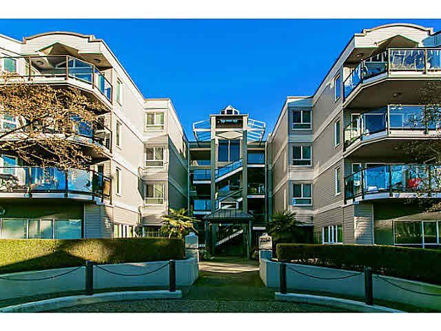 Main Photo: 313 2250 MARINE DRIVE in : Fraserview VE Condo for sale (Vancouver East)  : MLS®# V1054838