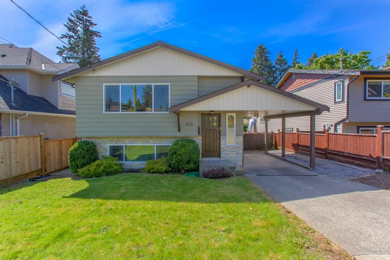 Main Photo: 400 MUNDY STREET in : Central Coquitlam House for sale : MLS®# R2366294