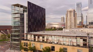 Photo 1: 319 10309 107 Street in Edmonton: Zone 12 Condo for sale : MLS®# E4244551