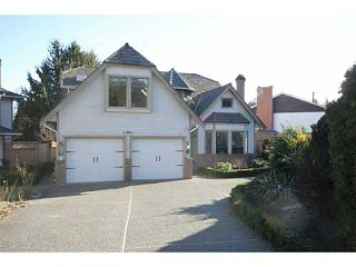 """Photo 1: 428 55A Street in Tsawwassen: Pebble Hill House for sale in """"PEBBLE HILL"""" : MLS®# V1046466"""