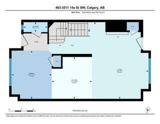 Photo 48: 403 3511 14A Street SW in Calgary: Altadore Row/Townhouse for sale : MLS®# A1104050