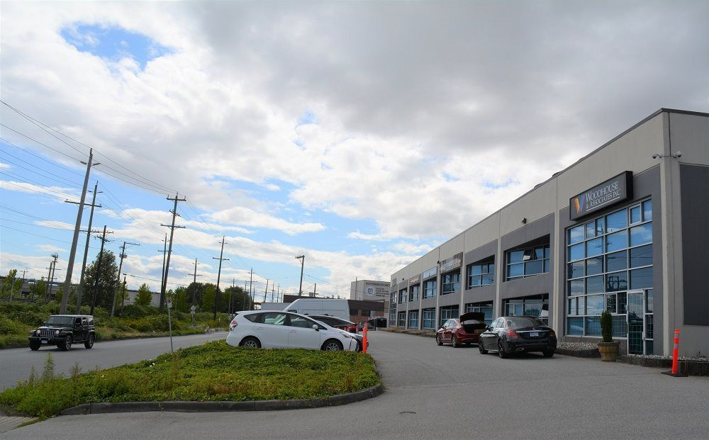 Main Photo: 104 8898 HEATHER STREET in Vancouver: Marpole Industrial for sale (Vancouver West)  : MLS®# C8026870