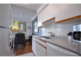 """Photo 4: 101 3150 PRINCE EDWARD Street in Vancouver: Mount Pleasant VE Condo for sale in """"PRINCE EDWARD PLACE"""" (Vancouver East)  : MLS®# V952029"""