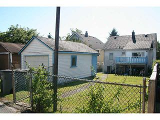 Photo 2: 4184 INVERNESS Street in Vancouver: Knight House for sale (Vancouver East)  : MLS®# V1075434
