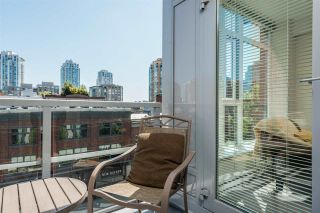"Photo 3: 517 1133 HOMER Street in Vancouver: Yaletown Condo for sale in ""H & H"" (Vancouver West)  : MLS®# R2484274"