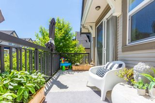 """Photo 15: 728 ORWELL Street in North Vancouver: Lynnmour Townhouse for sale in """"Wedgewood by Polygon"""" : MLS®# R2454255"""