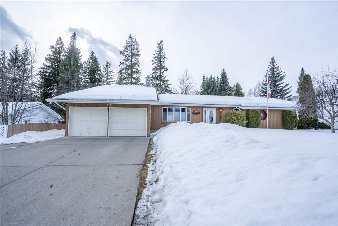 Main Photo: 2655 RIDGEVIEW Drive in Prince George: Hart Highlands House for sale (PG City North (Zone 73))  : MLS®# R2548043