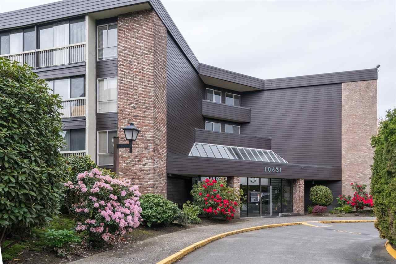 "Main Photo: 108 10631 NO 3 Road in Richmond: Broadmoor Condo for sale in ""Admirals Walk"" : MLS®# R2164437"