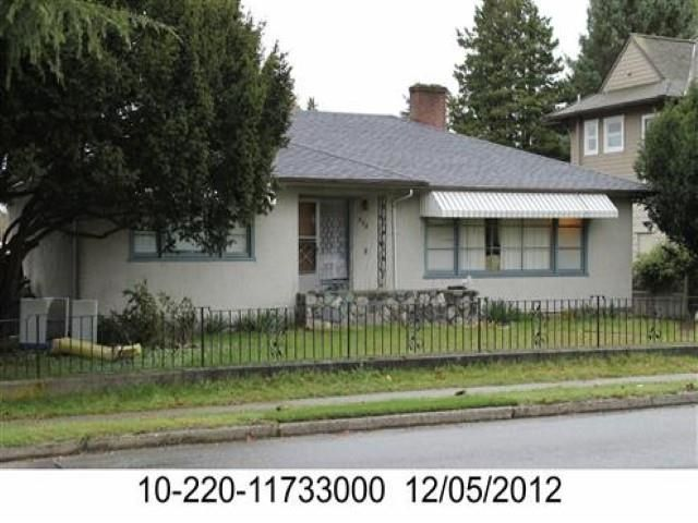 Main Photo: 935 SIXTH Street in New Westminster: GlenBrooke North House for sale : MLS®# R2615055