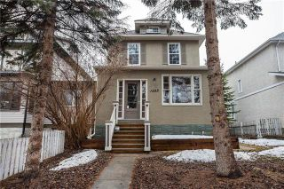 Photo 1: 1205 Wolseley Avenue in Winnipeg: Wolseley Residential for sale (5B)  : MLS®# 1907772