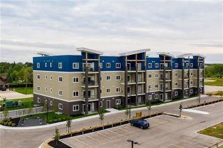 Photo 1: 404 1505 Molson Street in Winnipeg: Oakwood Estates Condominium for sale (3H)  : MLS®# 202104778