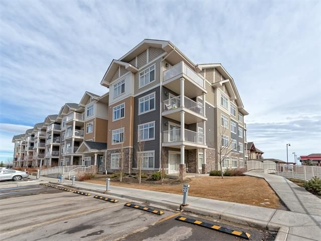 Main Photo: 2202 155 SKYVIEW RANCH Way NE in Calgary: Skyview Ranch Condo for sale : MLS®# C4104969