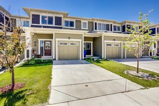 Photo 1: 237 Hillcrest Square SW: Airdrie Row/Townhouse for sale : MLS®# A1124406