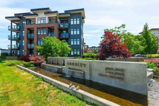 """Photo 21: 309 20078 FRASER Highway in Langley: Langley City Condo for sale in """"Varsity"""" : MLS®# R2533861"""