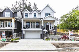 """Photo 1: 866 163A Street in Surrey: King George Corridor House for sale in """"East Beach"""" (South Surrey White Rock)  : MLS®# R2599557"""