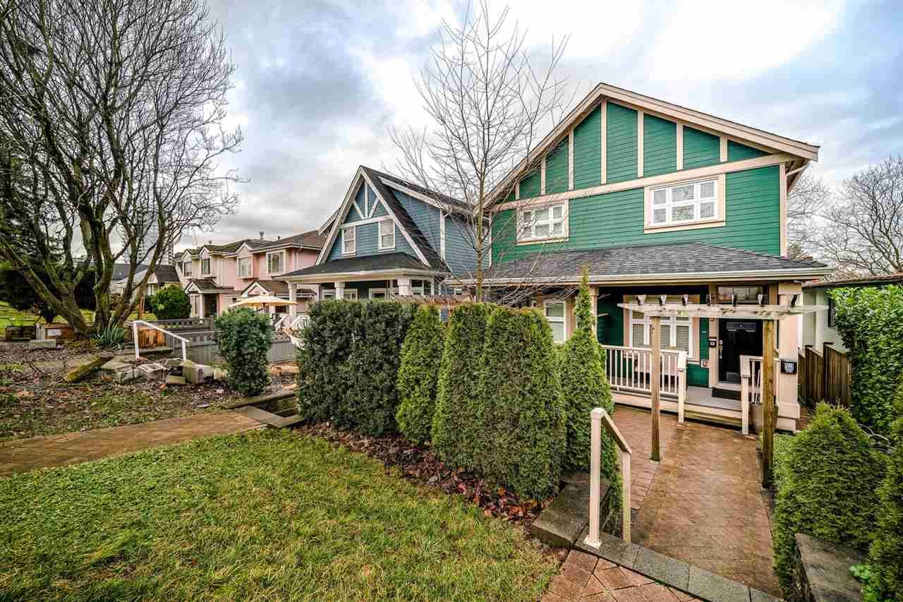 Main Photo: 4515 NANAIMO Street in Vancouver: Victoria VE 1/2 Duplex for sale (Vancouver East)  : MLS®# R2528823