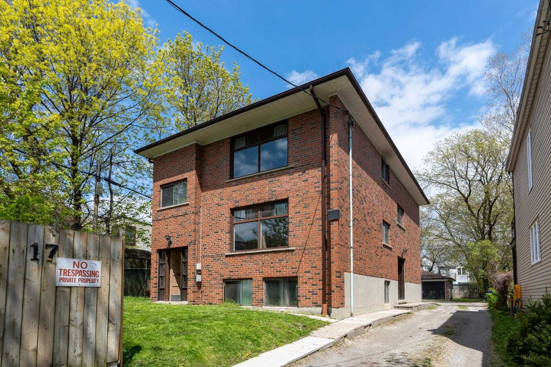 Main Photo: 17 Boothroyd Avenue in Toronto: Blake-Jones House (2-Storey) for sale (Toronto E01)  : MLS®# E4765250