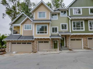 """Photo 1: 401 1405 DAYTON Avenue in Coquitlam: Burke Mountain Townhouse for sale in """"ERICA"""" : MLS®# R2084326"""